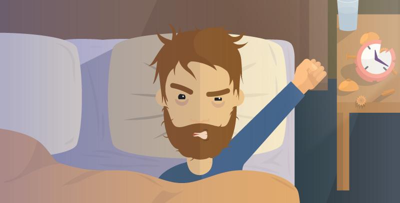 Des difficultés à vous réveiller?