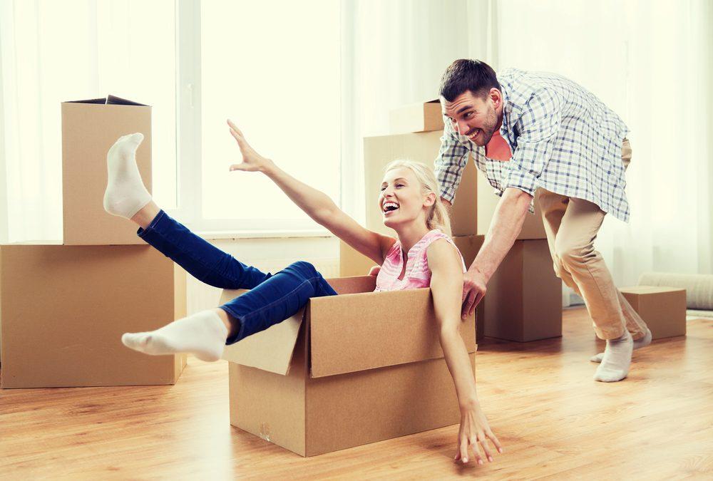 Détendez-vous avant d'entreprendre votre déménagement