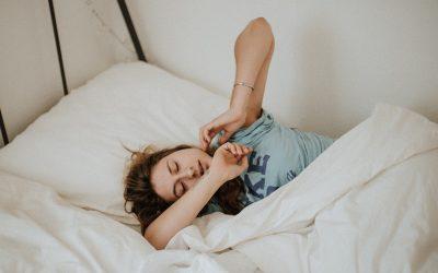 Favoriser le bien-être avant de dormir