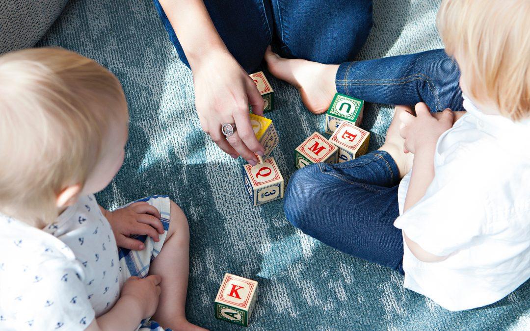Les directives de l'OMS pour des enfants en bonne santé